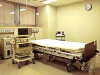 監視ベット(ICU)