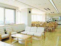 病棟食堂・談話室
