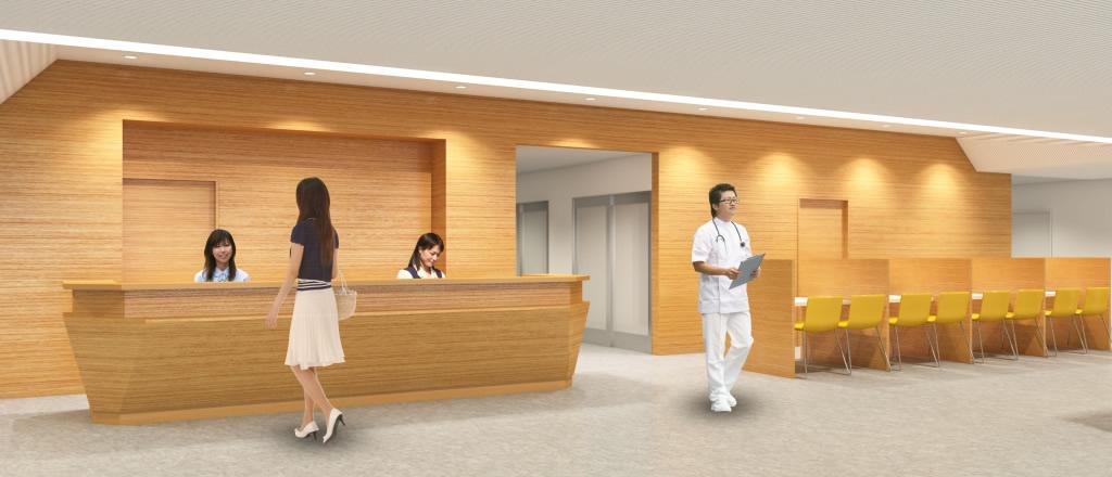 入退院支援センターイメージ
