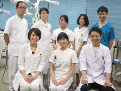 歯科口腔医師集合photo